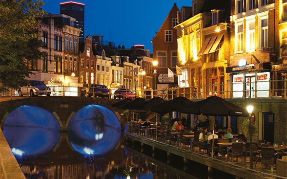 Hotellet eiendom Leeuwarden sentrum