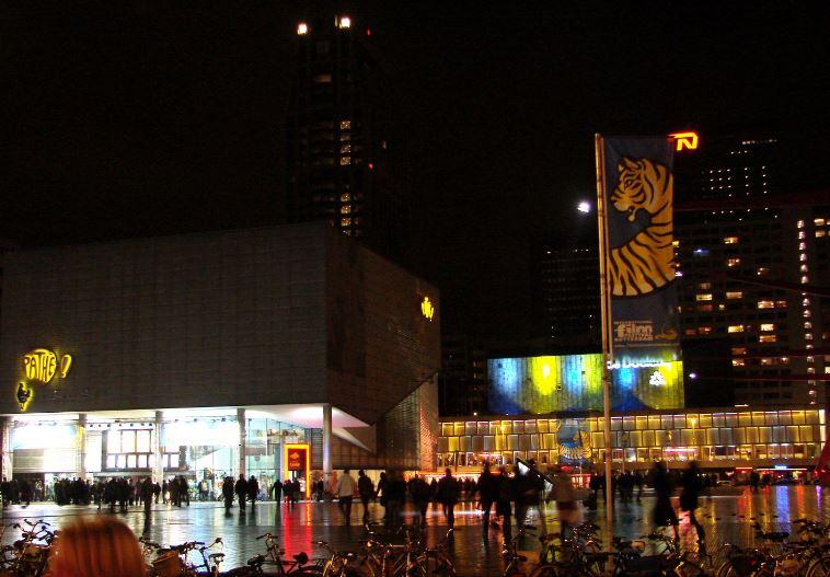 hôtel pas cher Rotterdam IFFR