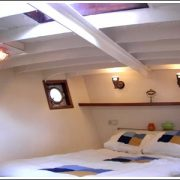 guest bedroom boat