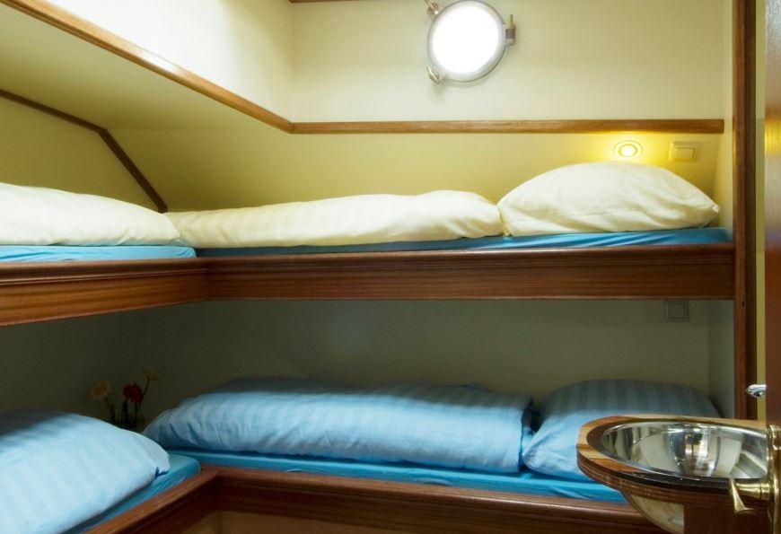 Gulden belofte slaapschepen for Gulden interieur