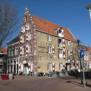Harlingen centrum