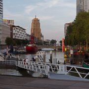 Rotterdam, Leuvehaven_